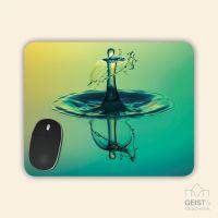 Mousepad bedruckt Drop Relax Geist und Geschenk