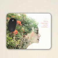 Mousepad 'Träume entspringen wachen Gedanken'