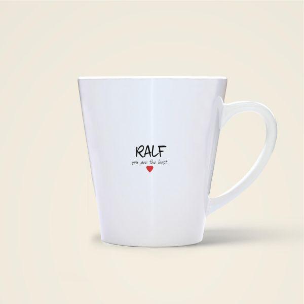 Namenstasse 'Ralf'