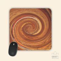 Mousepad Energiebilder 'Mutter Erde' - 19x19cm