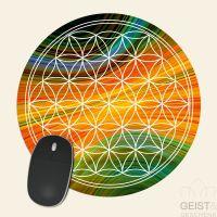 Mousepad-Blume-des-Lebens-Motiv-Spektrum-bedruckt-1