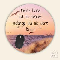 Mousepad rund Zitat Franz Kafka Geist und Geschenk