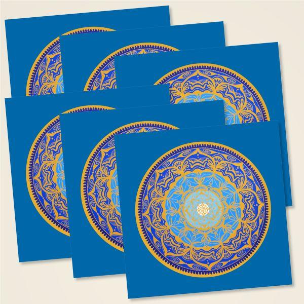 Karten-Set Mandala 'Clarity'